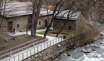 Séminaire de recherche Le fer et ses acteurs en Andorre à l'époque moderne