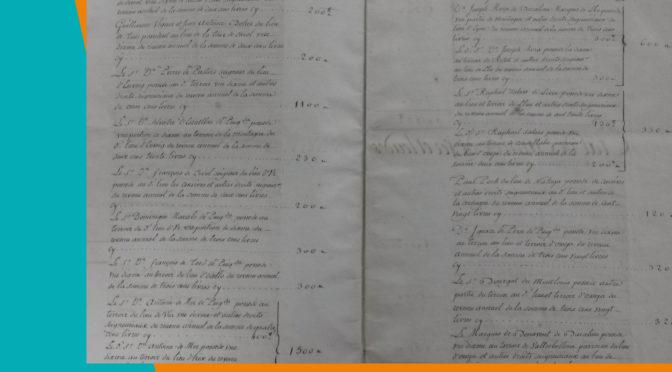 Séminaire de recherche :  Élites de Cerdagne française au XVIIIe siècle. Mercredi 28 mars